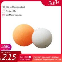 1Pcs 55mm Ping Pong Balls Table Tennis Balls Ping-pong Practical White Yellow Balls