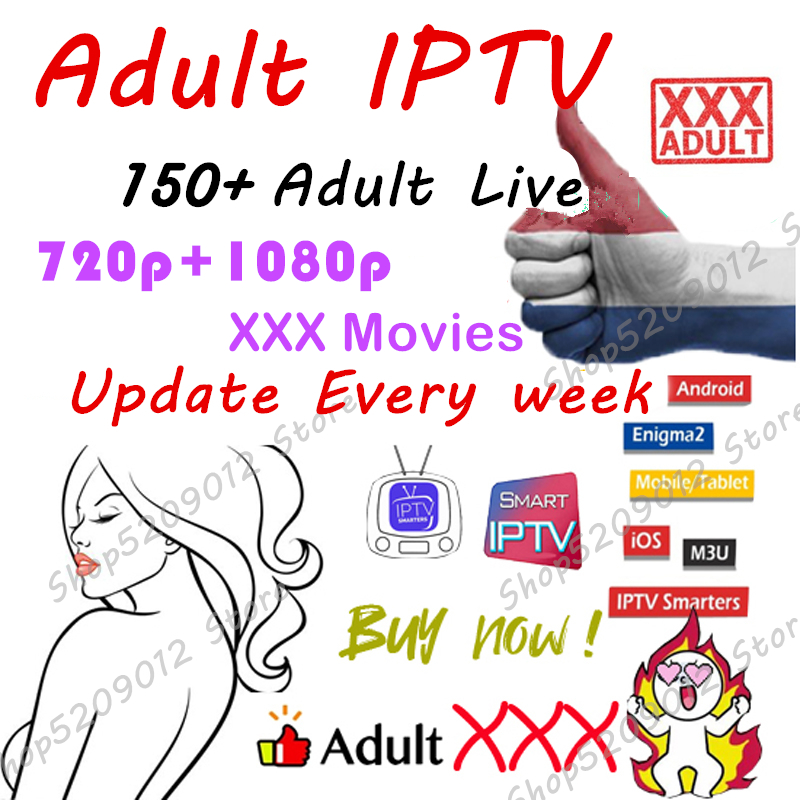 Adult Iptv Total 150+ Adult Xxx Live Channels M3u Iptv Update Every Week For Android Smart Tv Box Mag Enigma Pc
