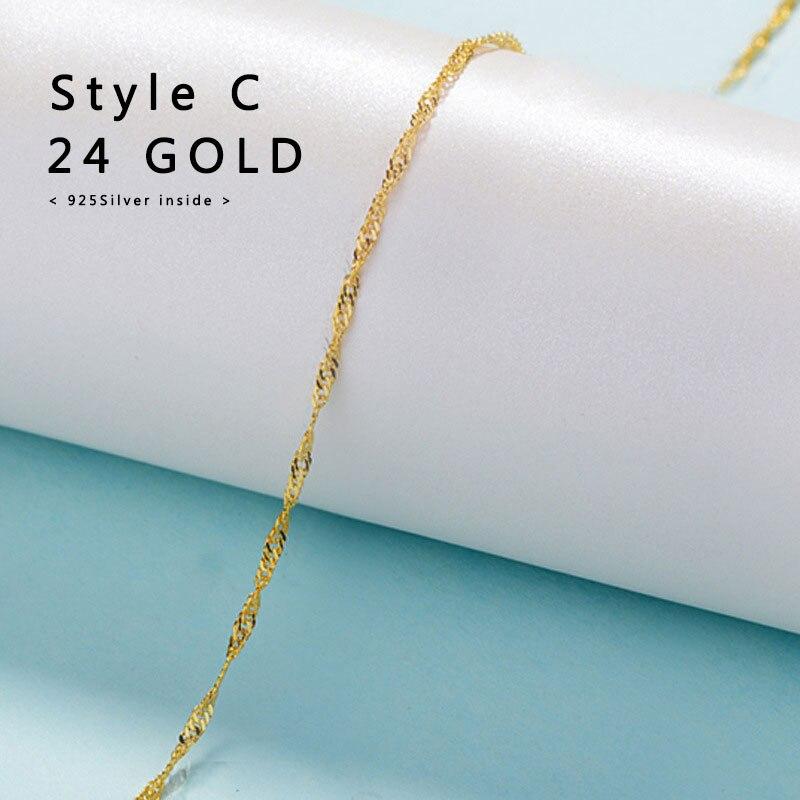 Style C 24k Gold
