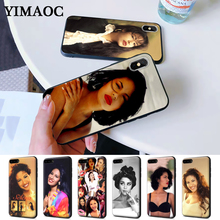 selena quintanilla Customer High Quality Silicone Case for iPhone 5 5S 6 6S Plus 7 8 11 Pro X XS Max XR