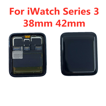 For Apple Watch 3 Series 3 LCD Sinbeda Original GPS+Cellular Display Digitizer Assembly For iwatch 3 Series3 S3 38mm 42mm LCD 1