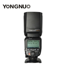 Yongnuo YN600EX RT II 2.4G Không Dây Đèn Flash Speedlite TTL Quang HSS Chủ YN E3 RT Cho Canon 600D 7D 700D 5 DIII 5D Mark IV 60D