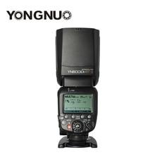Yongnuo YN600EX RT II 2.4G אלחוטי פלאש Speedlite TTL אופטי HSS מאסטר YN E3 RT עבור Canon 600d 7d 700d 5 5diii 5d mark iv 60d