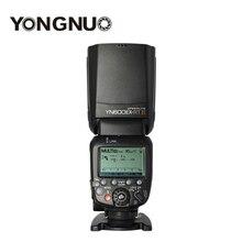 Yongnuo YN600EX RT II 2.4G kablosuz flaş Speedlite TTL optik HSS Master YN E3 RT Canon 600d 7d 700d 5diii 5d mark iv 60d