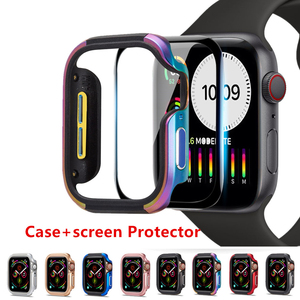 cover For apple watch Case 5 4 44mm 40mm