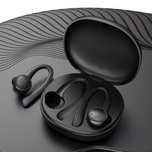 TWS Bluetooth インイヤー 5.0 シリコーンソフトハイファイステレオヘッドセットの充電ボックス T7 プロ電話