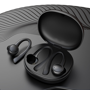 Image 1 - TWS Earphone Wireless bluetooth 5.0 In Ear Silicone Soft Hifi Stereo Sports Headset with Charging Box T7 Pro For Phone