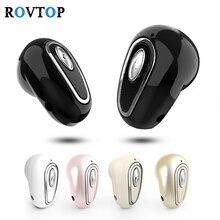 Rovtop Беспроводные наушники с Bluetooth 4,1, мини Беспроводные спортивные наушники с микрофоном, гарнитура для телефона Z4