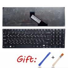 Teclado do laptop russa Para Acer Aspire V3-531 V3-772 V3-531G E1-570 V5-561 V5-561G E1-570G V3-7710 V3-7710G V3-772G RU Preto