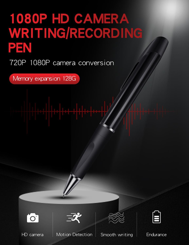Mini dv recorder 1080p HD camera video photo recording sports class students business simultaneous noise reduction(China)