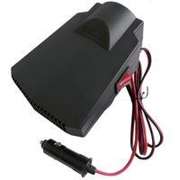 Universal DC12V 250W Car Vehicle Cooling Fan Hot Warm Heater Windscreen Demister Defroster Portable Auto Car Van Heater