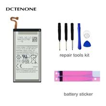 DCTENONE Battery EB-BG965ABE For Samsung Galaxy S9 Plus SM-G965F G965F/DS G965U G965W G9650 S9+ 3500mAh Li-Polymer +Tools смартфон samsung galaxy s9 sm g965f 64gb бургунди