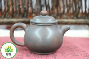 Image 1 - Chinese tea utensils Kettle of цинчжоуской Clay * Small rice jar * about 110 ml