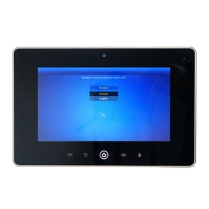 Image 4 - DH logo çoklu dil VTH5221D 7 inç kapalı monitör, kamera, SIP firmware, IP kapı zili, görüntülü interkom, kablolu kapı zili
