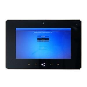 Image 4 - Dh logotipo multi idioma vth5221d monitor interno de 7 polegadas, build in câmera, sip firmware, campainha ip, vídeo porteiro, campainha com fio