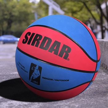 SIRDAR Children basketball sports equipment High quality synthetic leather microfiber baskeball ball image