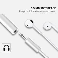 Per HUAWEI cavo Audio tipo C 3.5 Jack cavo per auricolari adattatore per cuffie da USB C a 3.5mm per Huawei P10 P20 P30 Pro Mate 10 Pro