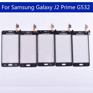 Image 3 - 10pcs\Lot For Samsung Galaxy J2 Prime G532 Touch Screen Panel Sensor Digitizer Glass Touchscreen