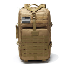 50L Tactical Backpack 3P Softback Outdoor Waterproof Backpack Military Hiking Rucksacks Men Hunting Travel Camping Backpack Bags цена