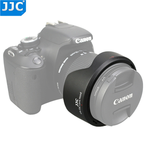 Image 2 - JJC Camera Lens Hood for Canon EF S 10 18mm f/4.5 5.6 IS STM replaces EW 73C
