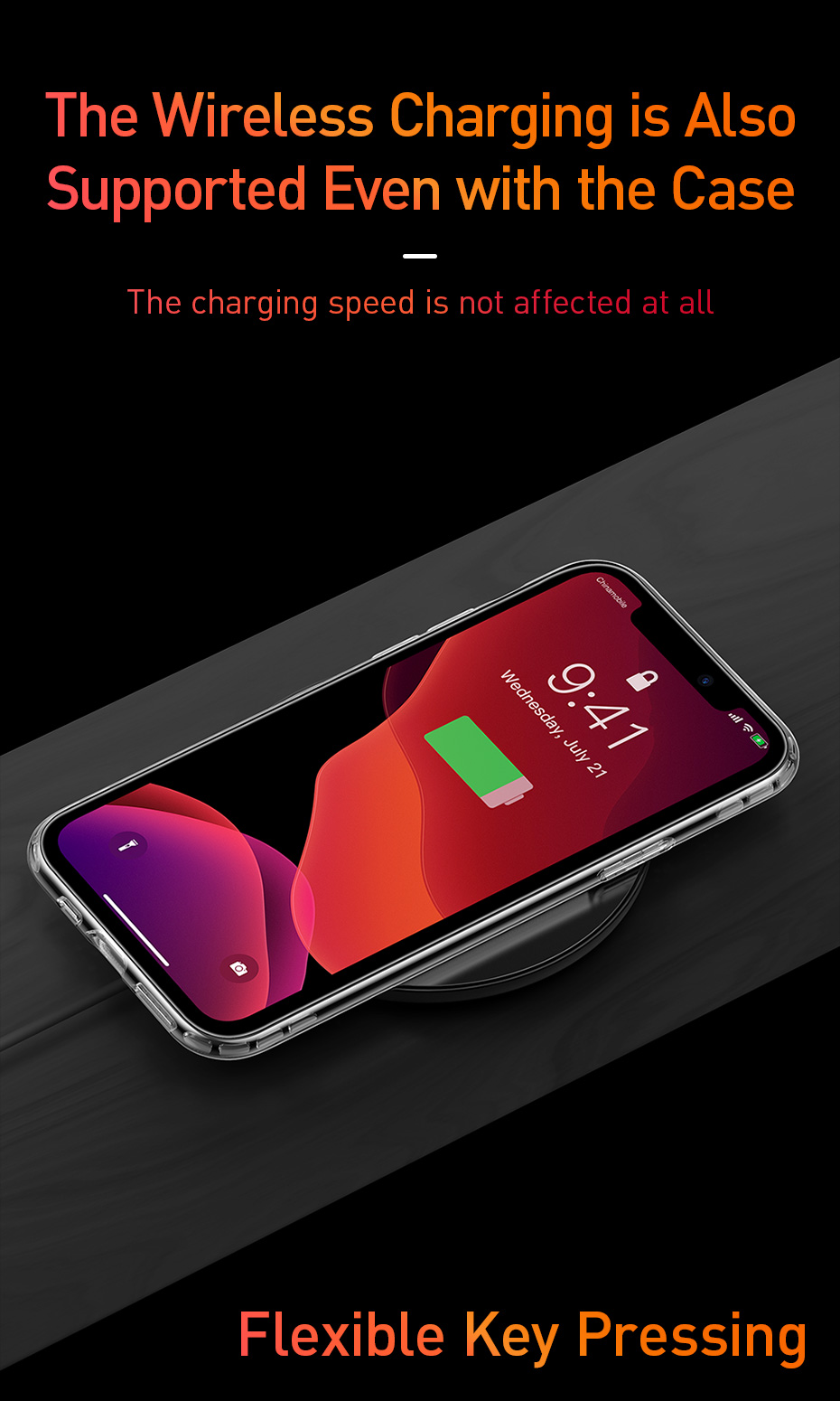 Air Bag Clear TPU Case for iPhone 11/11 Pro/11 Pro Max 10