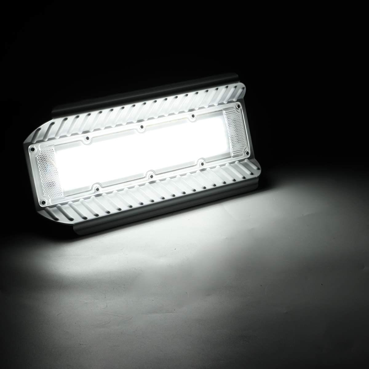 Waterproof 50W/100W LED Floodlight 220V Outdoor Garden Security Lamp LED Reflector Floodlight Led Wall Spotlight Street Lighting