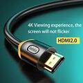 Кабель Xiaomi Mi Box, совместимый с HDMI, 8K/60 Гц, 4K/120 Гц, 48 Гбит/с