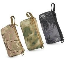 Sac de Camouflage d'extérieur pour outils multiples, sac de rangement tactique Portable EDC