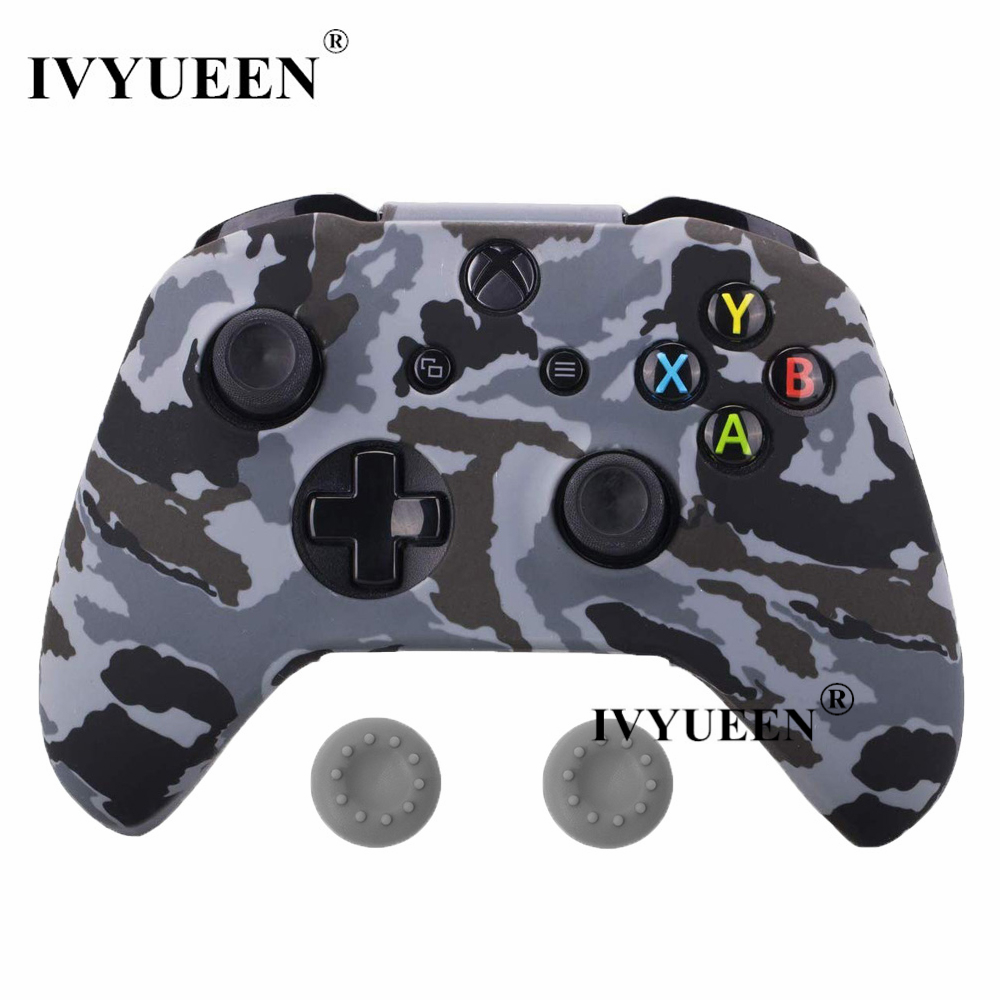 for Xbox one S X controller silicone case kin 12