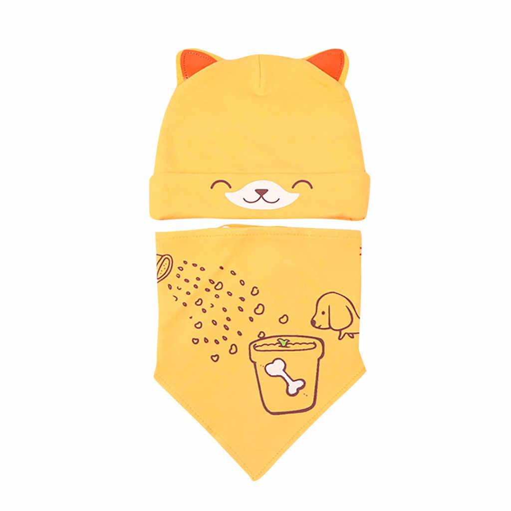 2019 moda crianças tricô manter quente protetores de ouvido manga cabeça boné chapéu newborn fotografia adereços bebê chapéu bonnet enfant