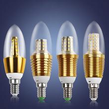 Żarówka kukurydza LED przy świecach żarówka E14 śruba usta LED przy świecach ogon ciągnąć 12wled gospodarstwa domowego lampa energooszczędna tanie tanio NoEnName_Null Żarówki LED 360° 220V Natura biały (3500-5500 k) Nieregularny Żarówka bańka 0 145 2835 250 - 499 lumenów