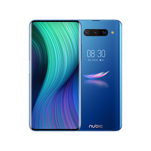 "Nubia Z20 Global ROM Dual SIM Phone Snapdragon 855 Plus Octa Core 8GB RAM 128GB ROM Dual screen 6.42""+5.1"" AMOLED Curved screen(China)"