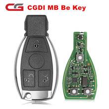 CGDI MB Be Key V1.3 prend en charge tous les Mercedes jusqu'à FBS3 315MHZ/433MHZ obtenez 1 jeton gratuit pour CGDI MB et coque de clé à 3 boutons