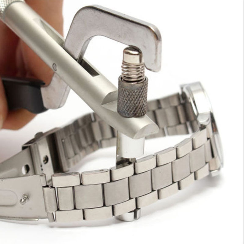 Professional Easily And Quickly Watch Band Strap Link Pin Remover Repair Plier Tools