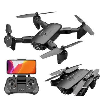 F6 GPS Drone 4K kamera HD FPV drony z Follow Me 5G WiFi przepływ optyczny składany zdalnie sterowany Quadcopter profesjonalny Dron