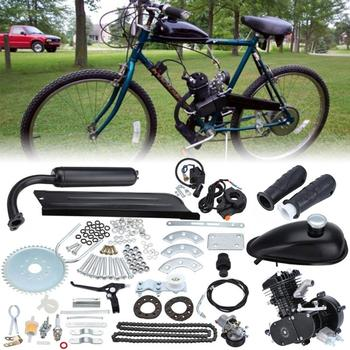Samger 50cc/80cc 2 Stroke Bicycle Motor Gas Engine Kit For DIY Electric Bicycle Mountain Bike Complete Engine Bike Gas Motor Kit