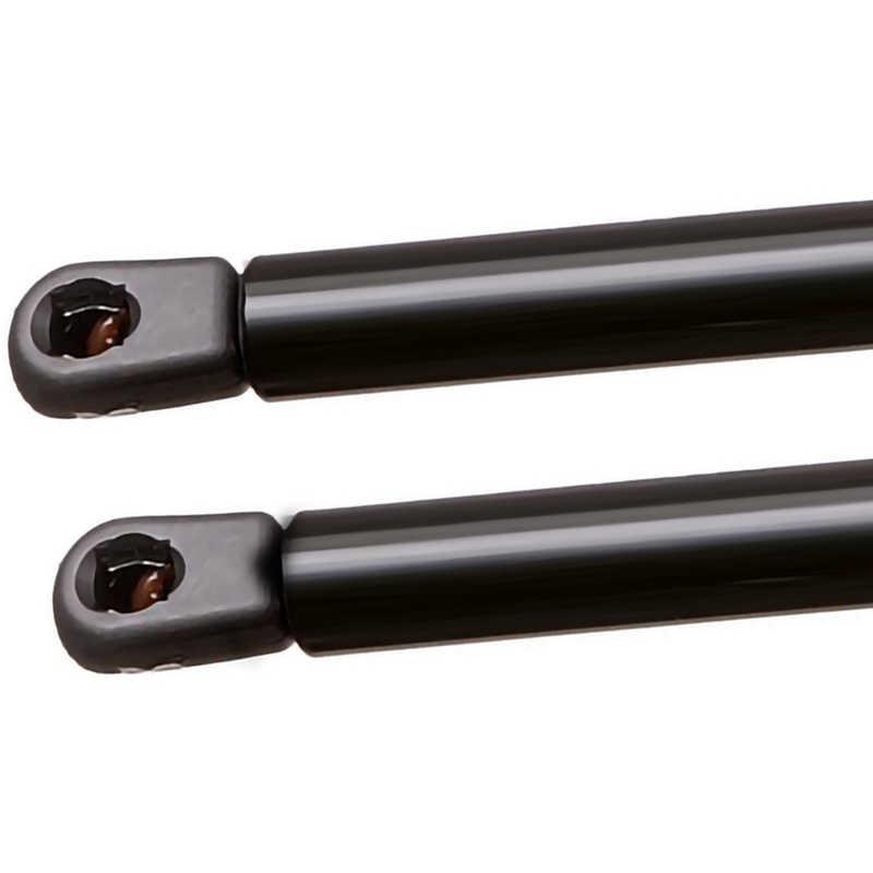 4 Uds Auto ventana trasera y trasera Liftgate muelle de Gas puntales elevación soporte amortiguador para Hyundai tufson 2005-2008 2009 brazo de puntal de choque