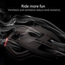 Giro-casco de ciclismo para jóvenes, con gafas, para deportes al aire libre, casco aerodinámico para carreras de montaña, Tamaño XL