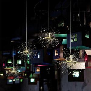Гирлянда на открытом воздухе, стилизованные под языки пламени Рождественские огни Мощность светодиодный строка Медный провод светодиодная гирлянда на Рождество вечерние Декор Светильник|Светодиодная лента|   | АлиЭкспресс
