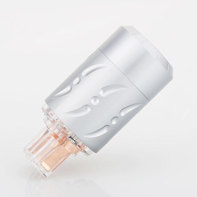 Viborg VF512 Top clear Hi Performance pure copper IEC AC Connector