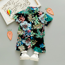 Summer Baby Boy Clothes Outfit Set Infant Baby Boys