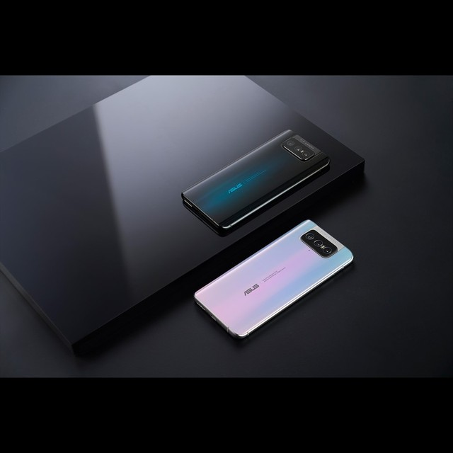 ASUS Zenfone 7/7 Pro 8GB RAM 128/256GB ROM Snapdragon 865/865Plus 5000mAh NFC Android Q 90Hz 5G Smartphone 5