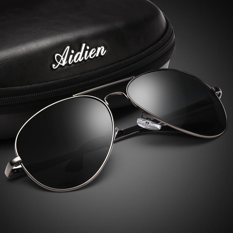 Myopia Sunglasses Diopter Polarized Oversize Prescription Aviation Sun Glasses For Nearsighted Men Women SPH CYL Myopic Shades