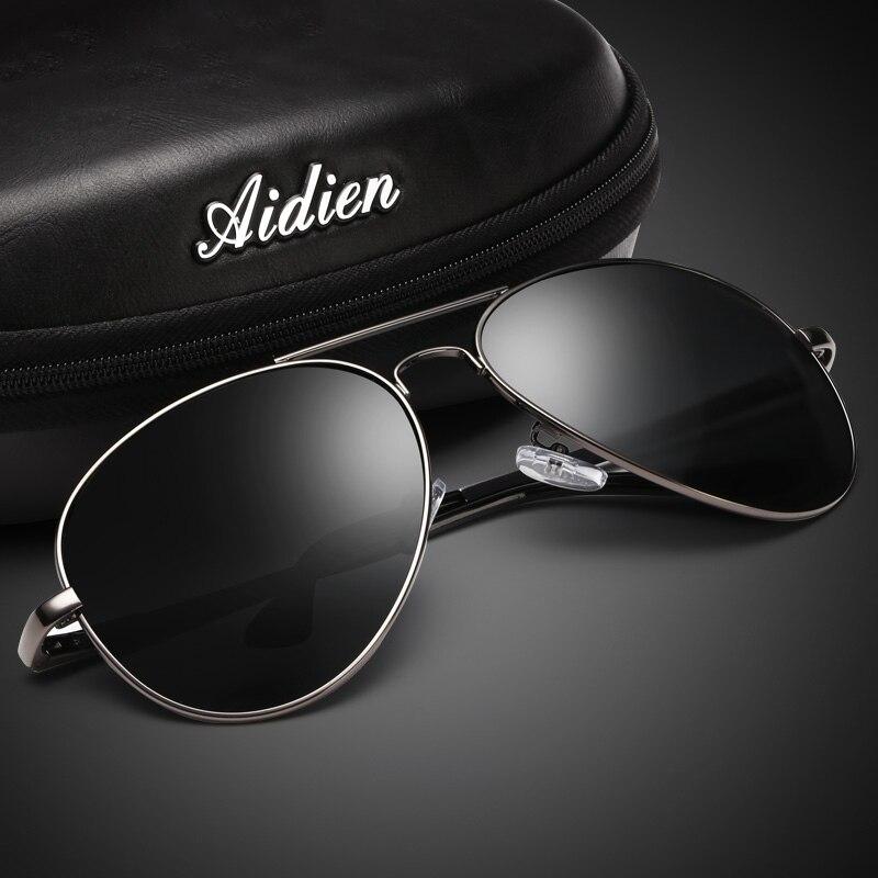 Myopie lunettes de soleil avec dioptrie lentille polarisée surdimensionné prescription aviation lunettes de soleil pour les hommes myopes femmes myope nuances