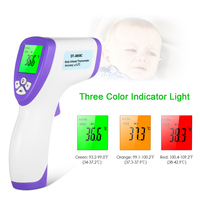 Hot Sale Professional Digital Non-contact Infrared Thermometer Temperature Meter Instrument Non-contact IR Thermometer