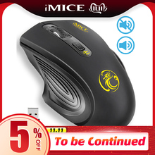 USB Wireless Mouse 2000DPI Adjustable USB 2.0 Receiver Optical Computer Mouse 2.