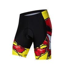 Велосипедные шорты для мужчин противоударные велосипедистов