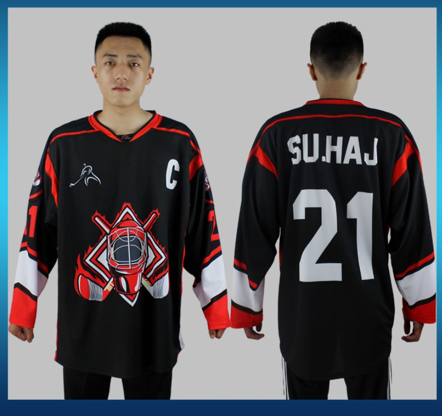 hockey jersey fashion