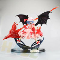 Anime Touhou Project Remilia Scarlet PVC Action Figure Model Toys Colloection Gift New In Box