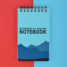 Waterproof Notepad Language Learning Coil Book Vocabulary Diary Notebook Travel strategic vocabulary learning